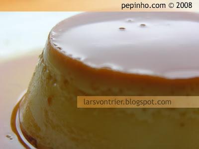 Flan de queso y leche condensada