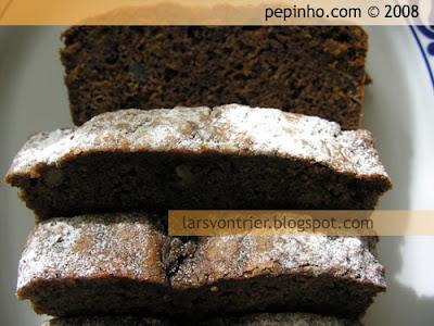 Cake de calabacín y chocolate (Chocolate Zucchini Bread)