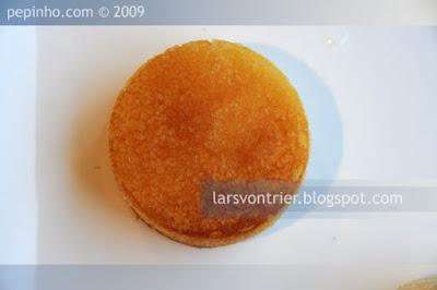 Borracho de naranja al Gran Marnier
