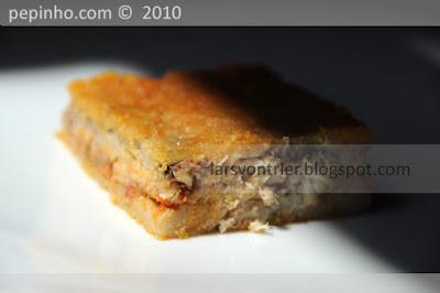 Empanada de millo con xoubas
