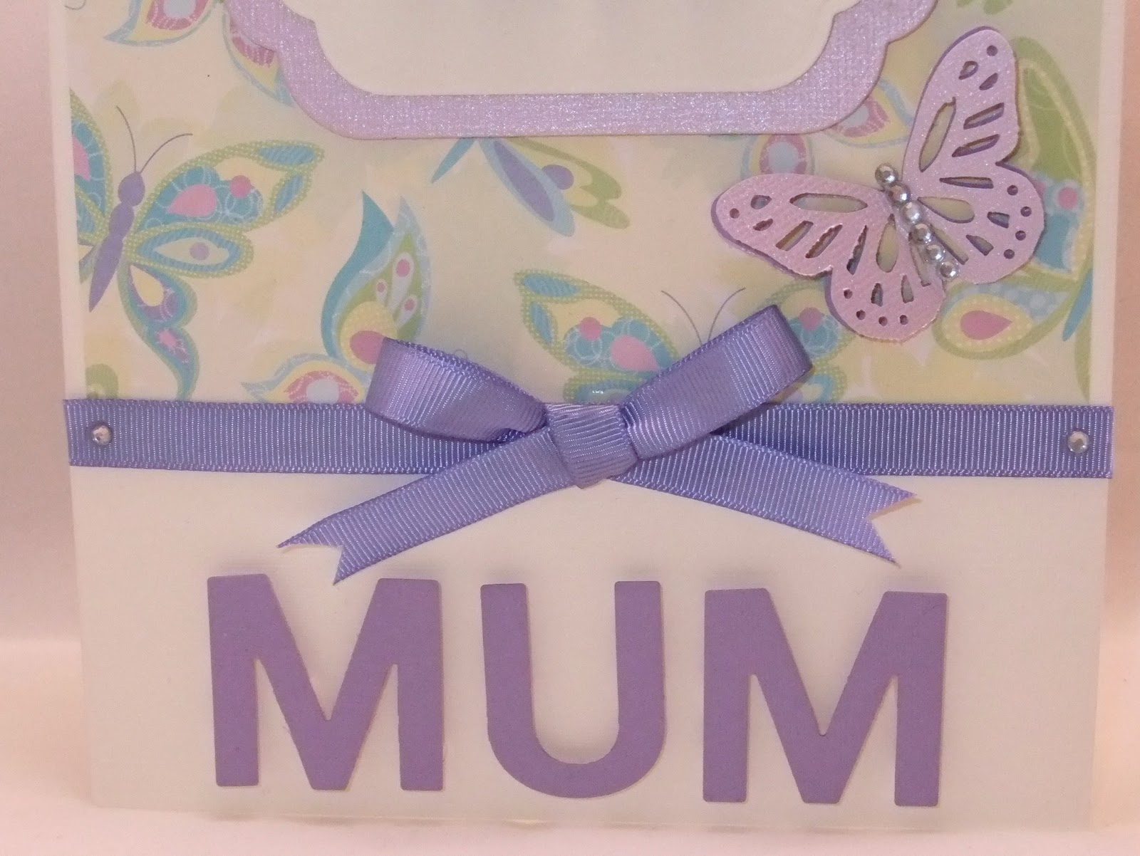 A Day in the Life of a Craft Fairy Mum 65th Birthday Card with – Mum 65th Birthday Card