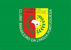 Bandeira do Clube Brasileiro da Língua Portuguesa