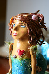 another one of my clay art dolls