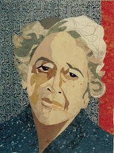 portrait of hannah arendt