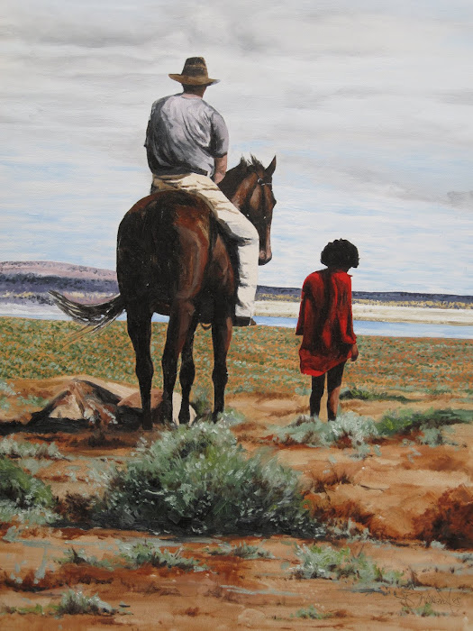 'The Drovers Boy, by Ted Egan'