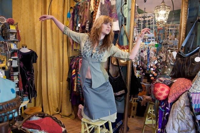 Liane - Mongo, Brooklyn NY, 2010