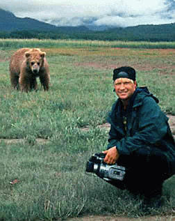 Timothy Treadwell and paramour