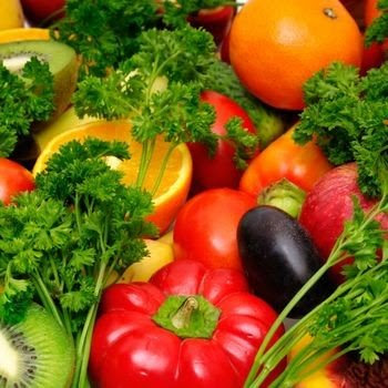 High potassium fruits and vegetables list