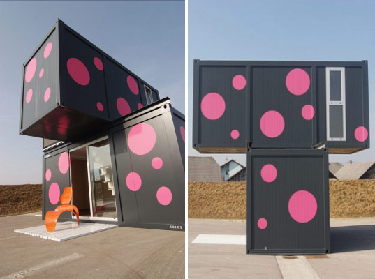 Housing Container Designs