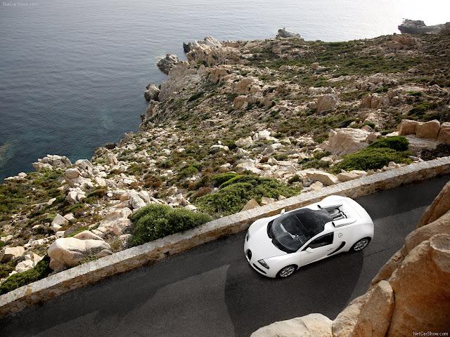 2009 Bugatti Veyron Grand Sport