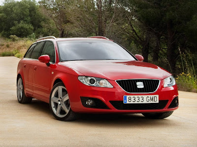 2010 Seat Exeo St Wallpapers