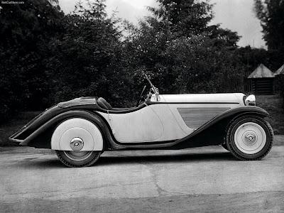 BMW AUTO CAR: 1935 BMW 315-1