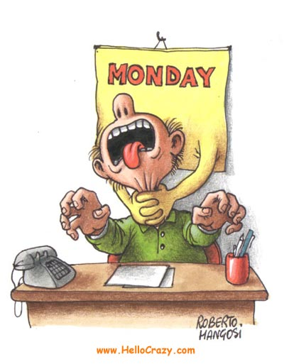 hate monday
