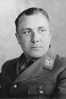 biography martin bormann