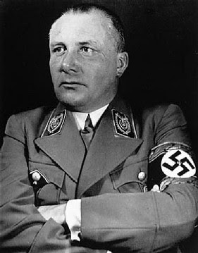 martin bormann Blondi was a gift to hitler from martin bormann, the reichsleiter and a trusted  confidant hitler famously said that to win this war we need.