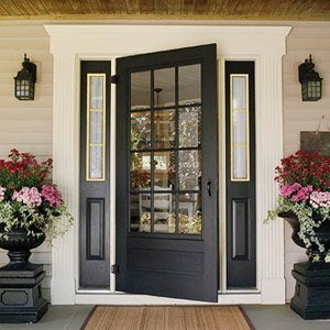 PORCHLIGHT INTERIORS: Simple ways to add curb appeal