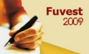 Vestibular FUVEST em 2009