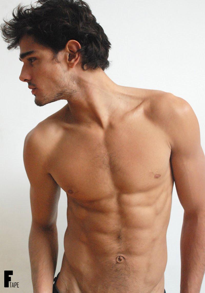 Marlon Teixeira Male Model