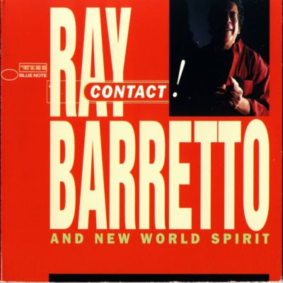 RAY BARRETTO - CONTACT!  1997