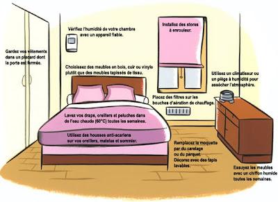 les allergies aux animaux l 39 ecz ma les allergies cutan es et les acariens combattre les. Black Bedroom Furniture Sets. Home Design Ideas