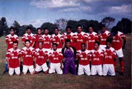 Atma jaya Team 2001(the dream team)