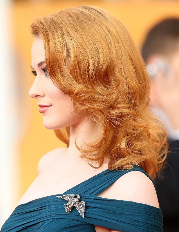 Evan Rachel Wood hairstyle