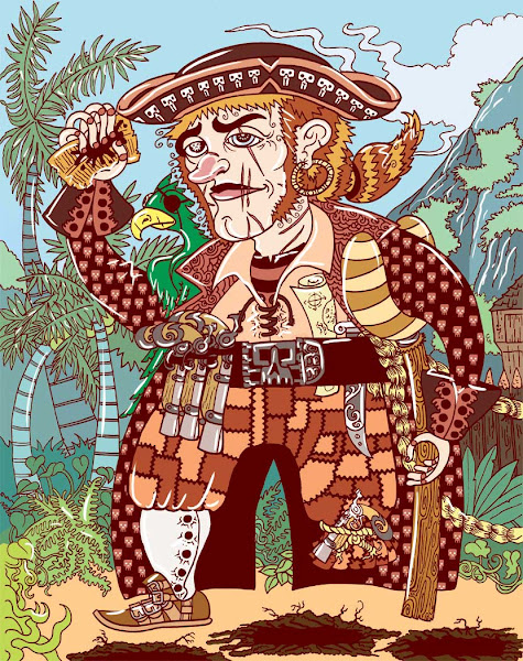 Treasure Island Illustrations