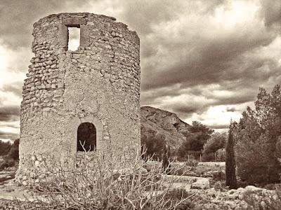 Por aquí pasó Don Quijote.