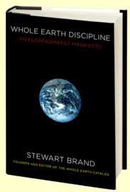 Cover of Whole Earth Discipline