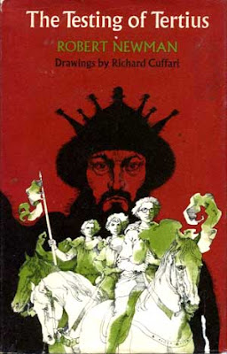 Cover of The Testing of Tertius