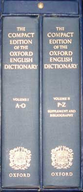 Two-volume OED