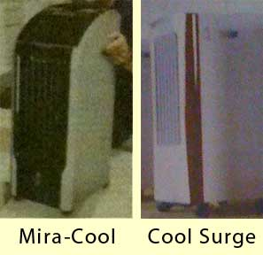 daughter number three mira cool repackaged cool surge