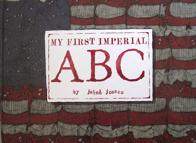 Cover of My First Imperial ABCs by Jakob Jensen