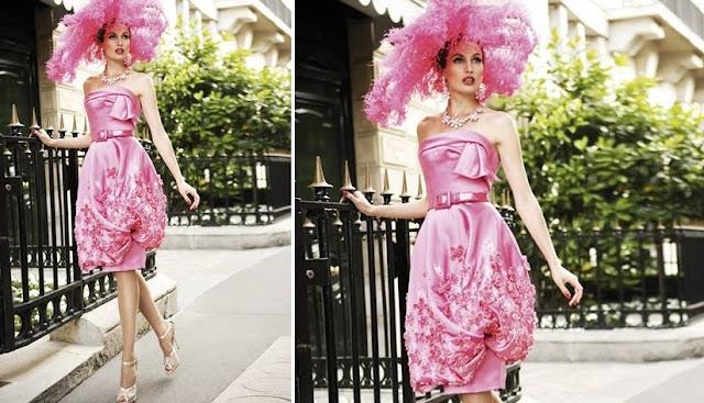 Resim2 1 horz - Dior'dan Be� Harika Balo Elbisesi