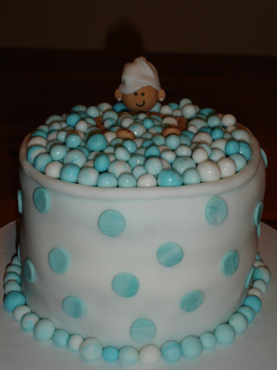 Yum Cakes By Beth Micheles Spa Birthday
