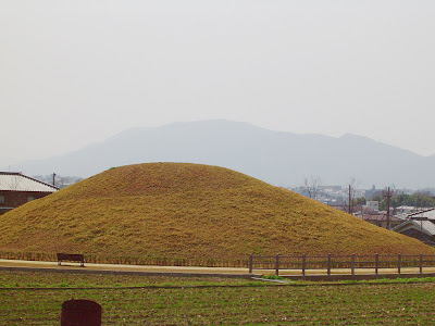 藤ノ木古墳の周辺
