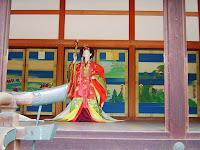 京都御所・人形