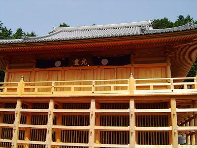 石山寺の光堂