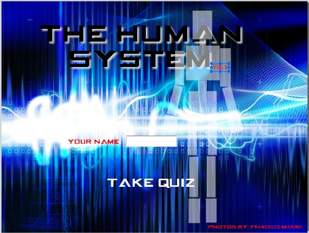 6 of the human systems