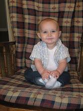 Evan 8 months