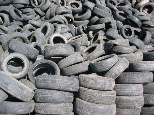 A reciclagem de pneus é viável?