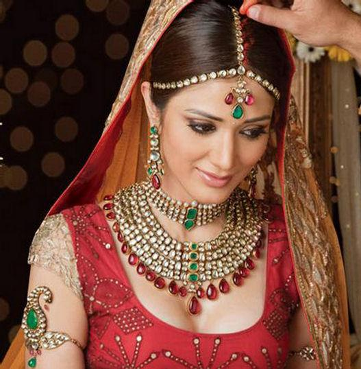 اجمل لباس هندي Bridal-jewelry-9