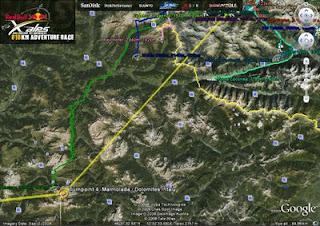 Christian+Maurer+reaches+Dolomites
