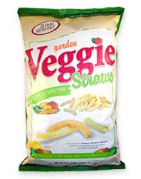 World Gourmet Veggie Straws Lightly Salted