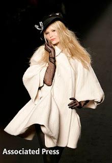 Nathalie Rykiel coat