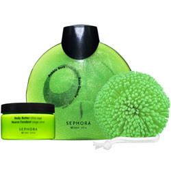 Sephora's Citrus Sage Bath kit
