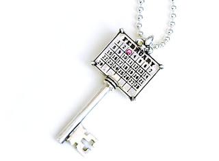 Calendar key