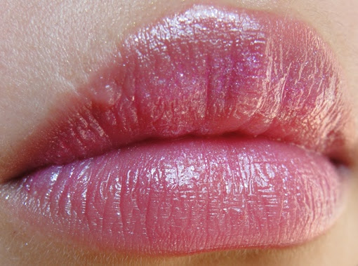 revlon coral berry lipstick. Revlon Colorburst lip gloss in Hot Pink with a straight face/lip