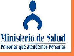 """"""" MINISTERIO DE SALUD DEL PERÚ"""""""