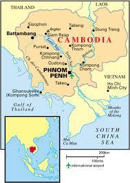 Cambodia = Kampuchean